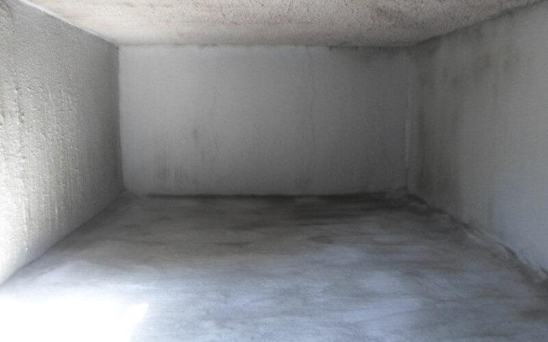 Impermeabilizacao caixa de agua alvenaria