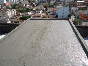 Impermeabilização de lajes depois